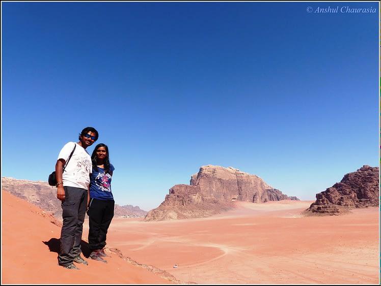 Anshul & Arpita