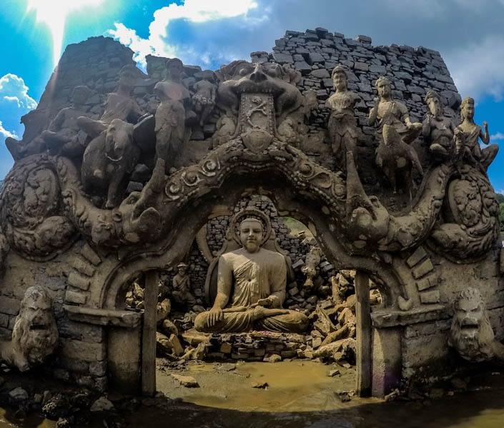 Ancient temples of Sri Lanka