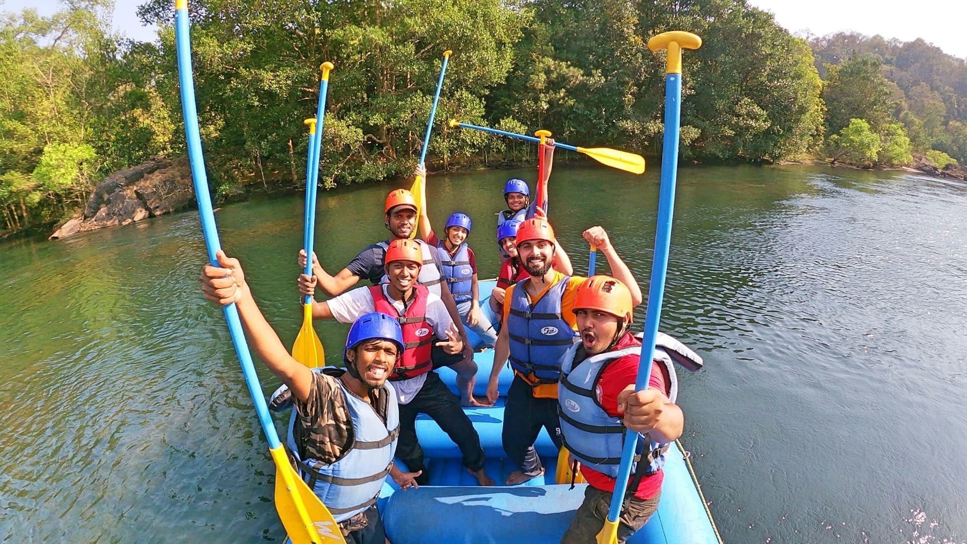 Dandeli - Plan The Unplanned Corporate Outing