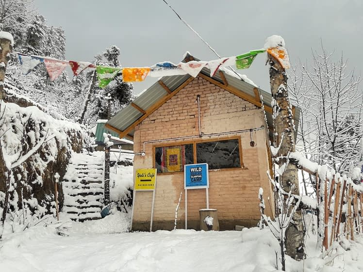 Where to stay in spiti during winter