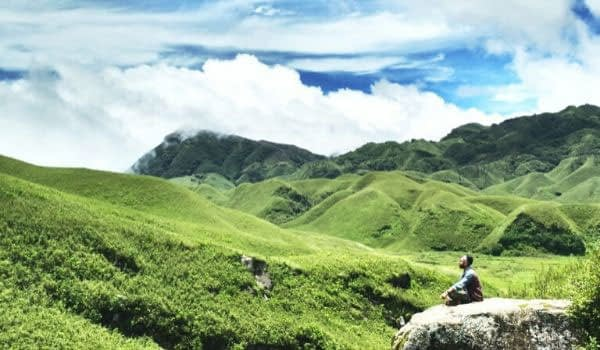 Dzoku Valley Trek, Nagaland - Plan The Unplanned - Featured