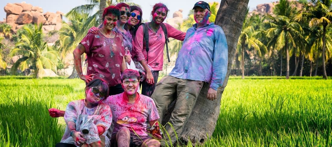 Holi Getaways from Bangalore – Get ready for a memorable Holi