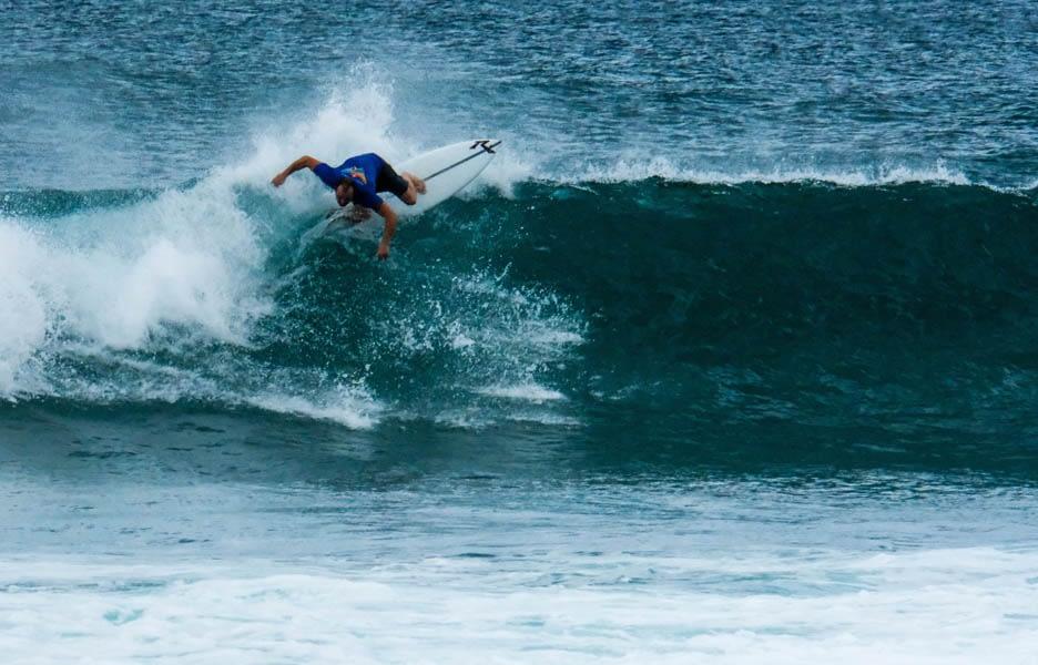 Surfing at Arugam Bay