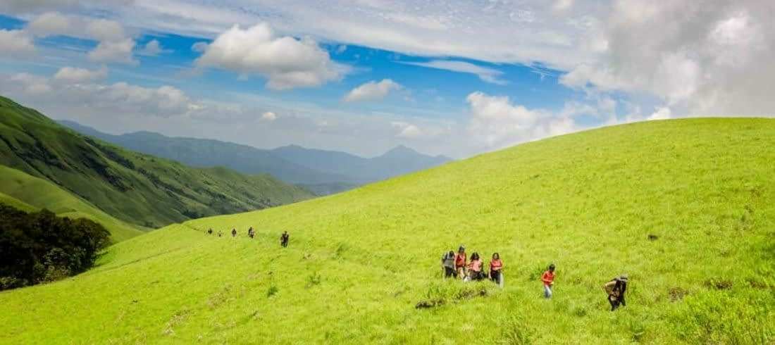 Kudremukh Trek Experience – What It Takes To Step Out Of The Comfort Zone?