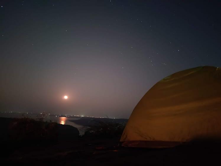 Gandikota-Camping