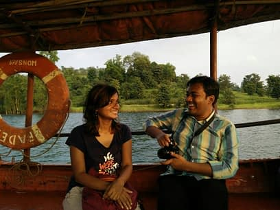 anshul & arpita Traveling With Your Partner
