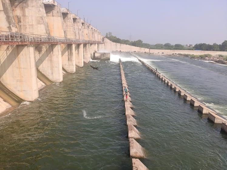 Gandikota Mylavaram Dam