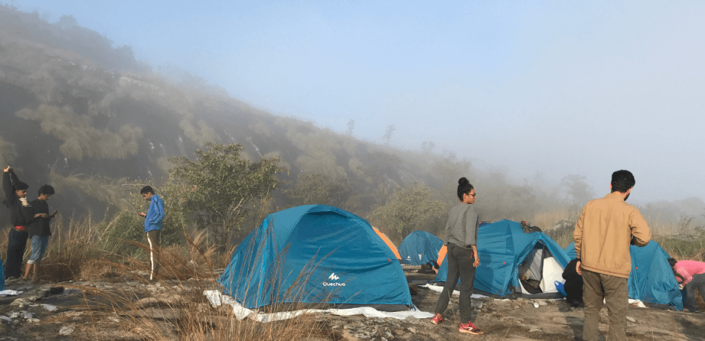 Wayanad Night Camping