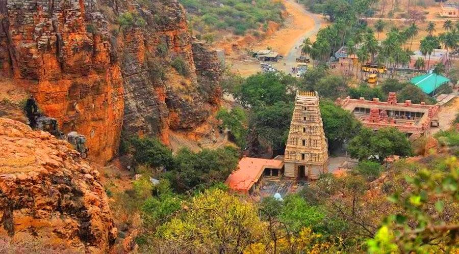 Yaganti Uma Maheswara Temple