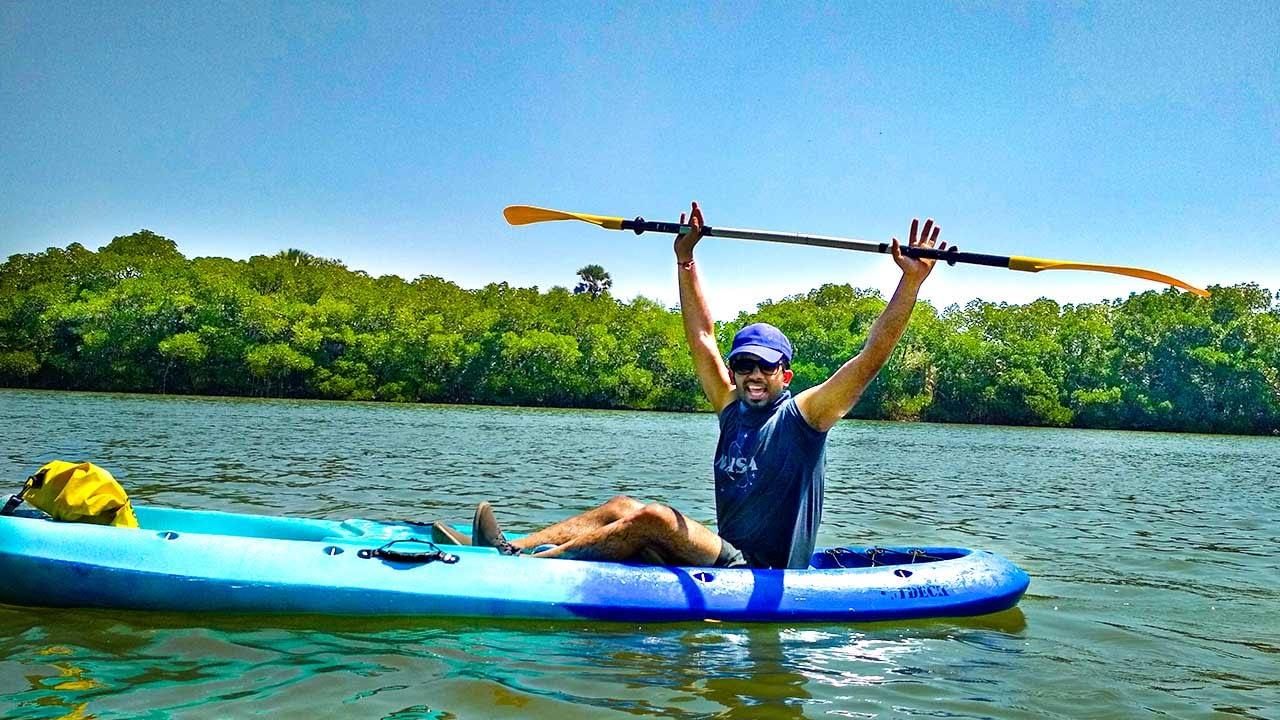 Kayaking - Plan The Unplanned (1)