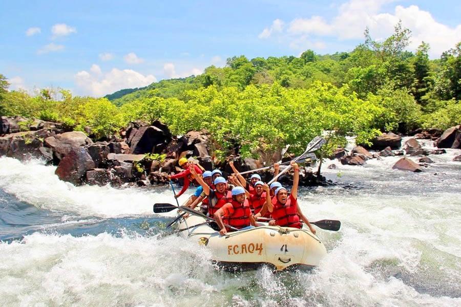 Dandeli Rafting