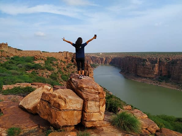 Gandikota - Explore The Unparalleled Beauty Of The Great Canyon Of India
